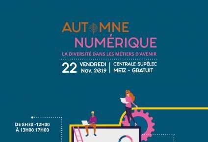 Automne Numérique 22 nov 2019