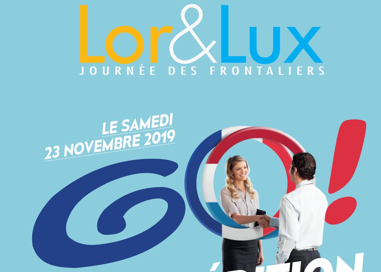 Salon « Lor&Lux » Journée des Frontaliers 23 novembre 2019