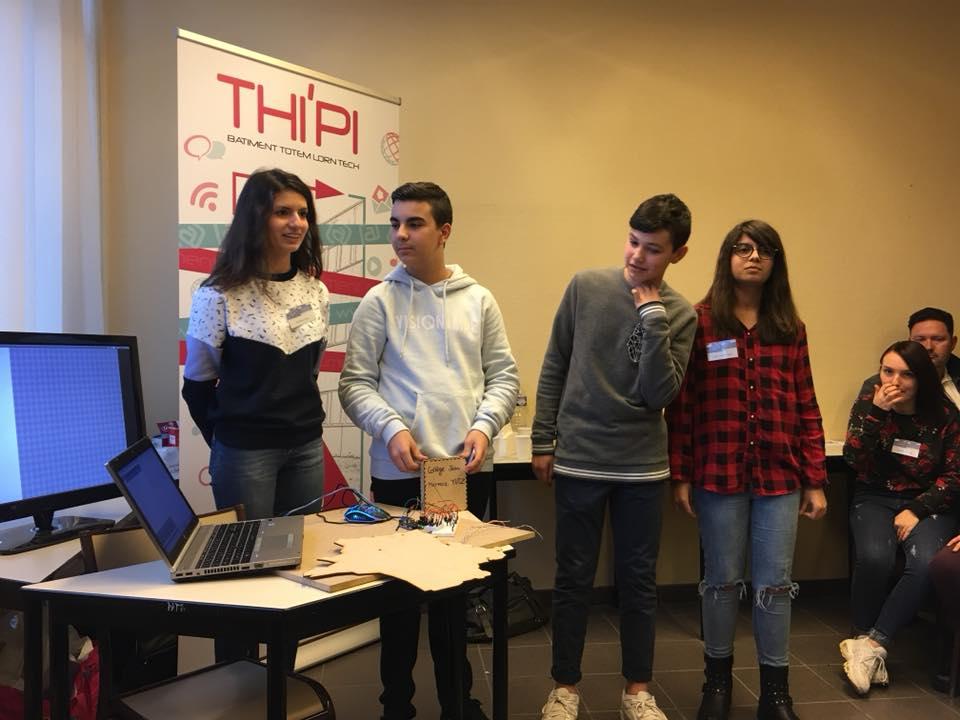 Hackathon Thi'Pi