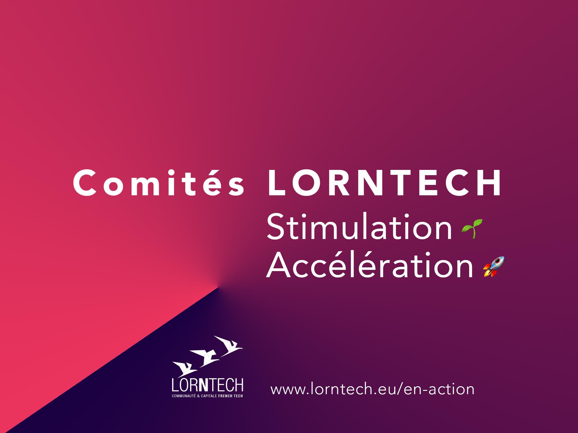 Comité Lorntech Stimulation et Accélération au Thi'Pi