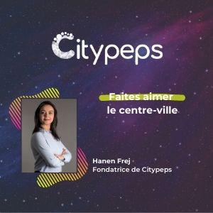 MeeTHI'ng participant : Citypeps, Hanen Frej, Faites aimer le centre-ville