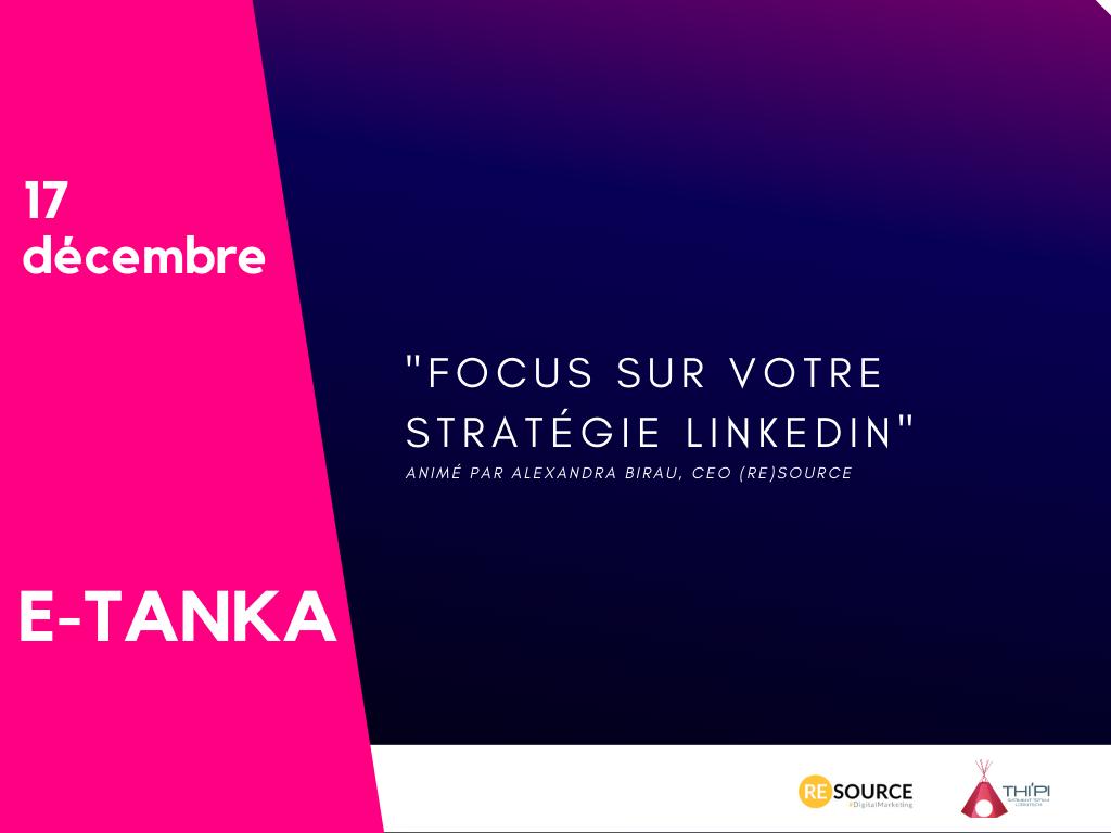 stratégie LinkedIn