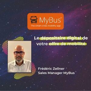 MeeTHI'ng, participant : Frédéric Zellner, slogan : Le dépositaire digital de votre offre de mobilité