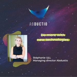 MeeTHI'ng 2020, participant : Abductio, Stephanie Ull : Do more with new technologies