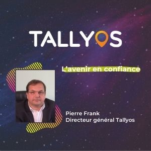 MeeTHI'ng 2020, participant : Tallyos, Pierre Frank : l'avenir en confiance