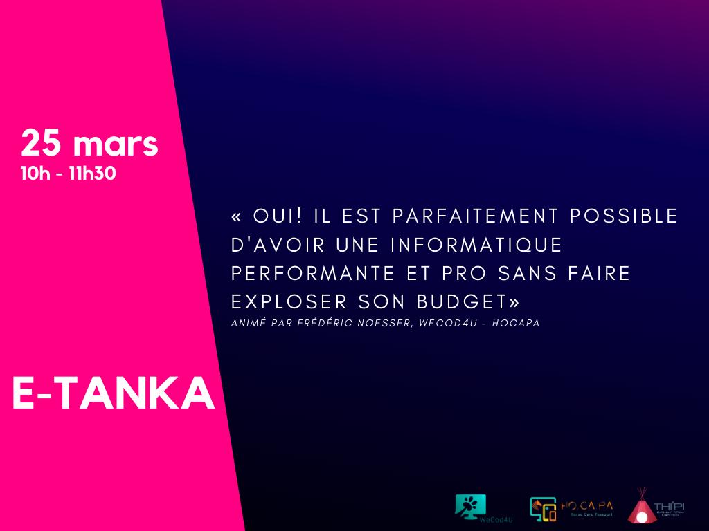 E-TANKA 25.03.21