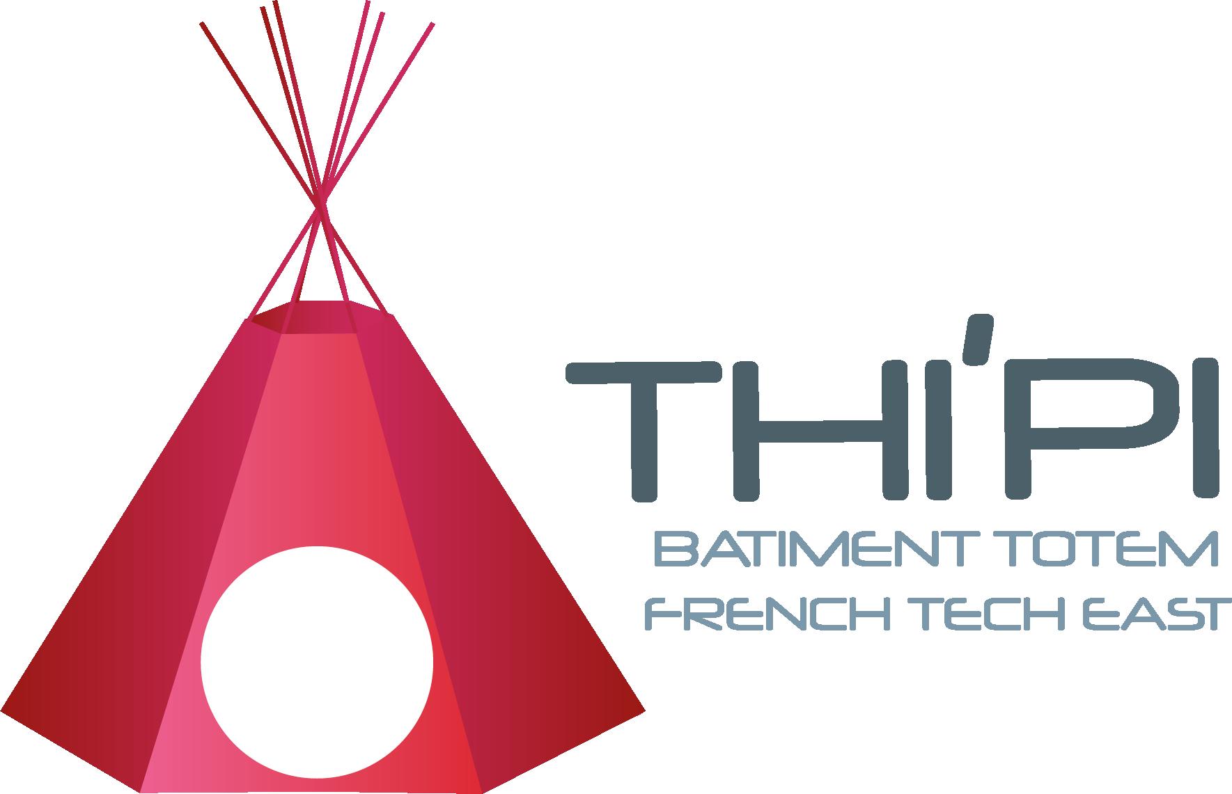 logo thi pi batiment totem french tech east