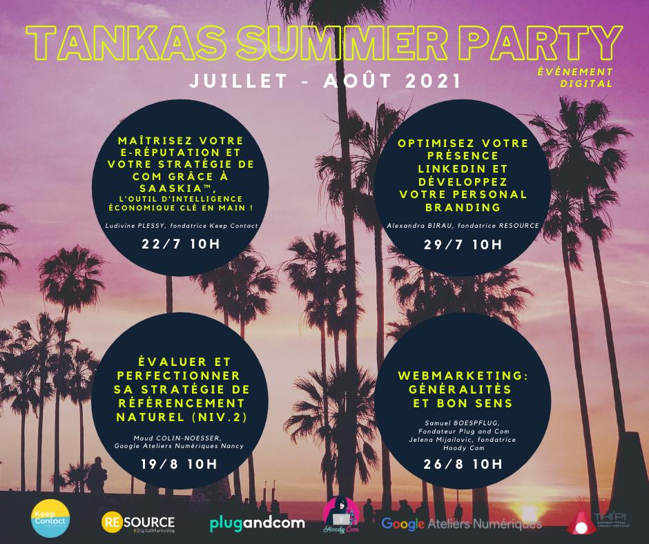 TANKAS SUMMER PARTY
