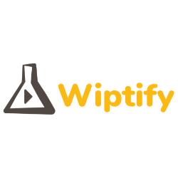 logo wiptify